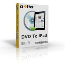 Click to View Full ScreenshotiSofter DVD to iPad Converter 3.0.2010.429 screenshot